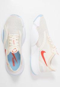 Nike Performance - SUPERREP GO - Sports shoes - pale ivory/team orange/psychic blue/white - 1