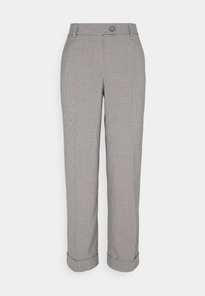 CELLI MINIMAL - Trousers - good grey