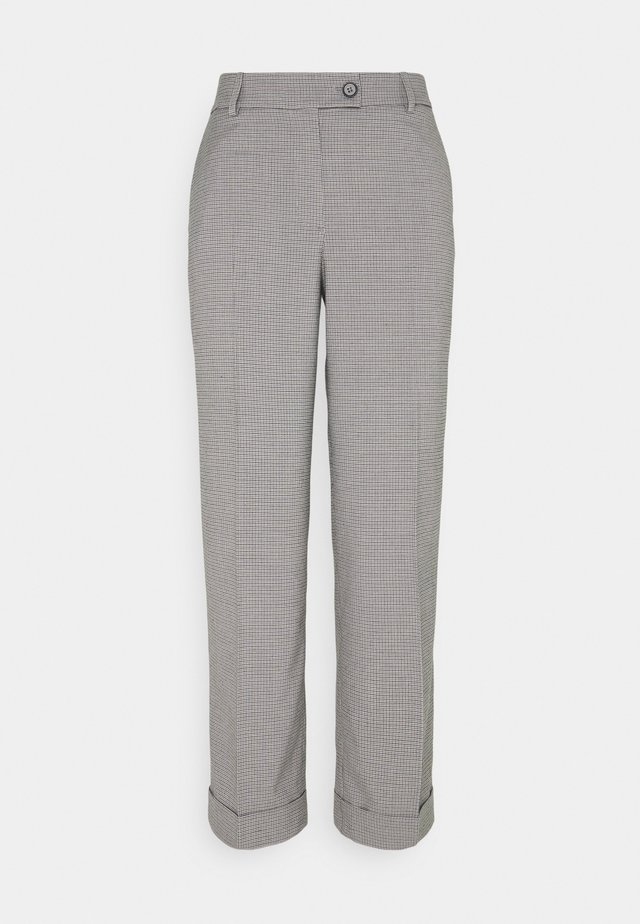 CELLI MINIMAL - Pantaloni - good grey