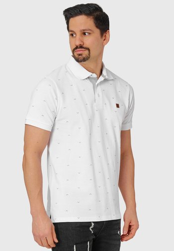 AYERS - Polo shirt - offwhite