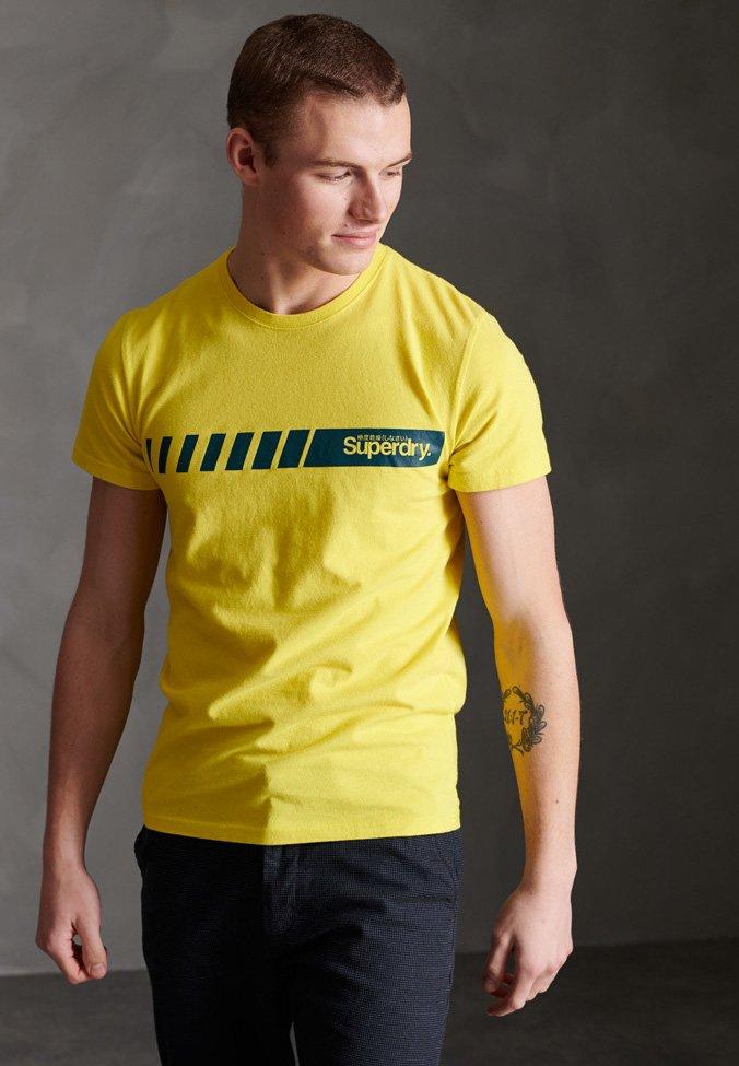 Herren CORE  - T-Shirt print