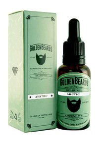 Golden Beards - BEARD OIL - Baardolie - arctic - 1