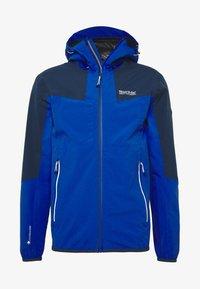 Regatta - IMBER V - Hardshell jacket - nautical/dark denim - 6