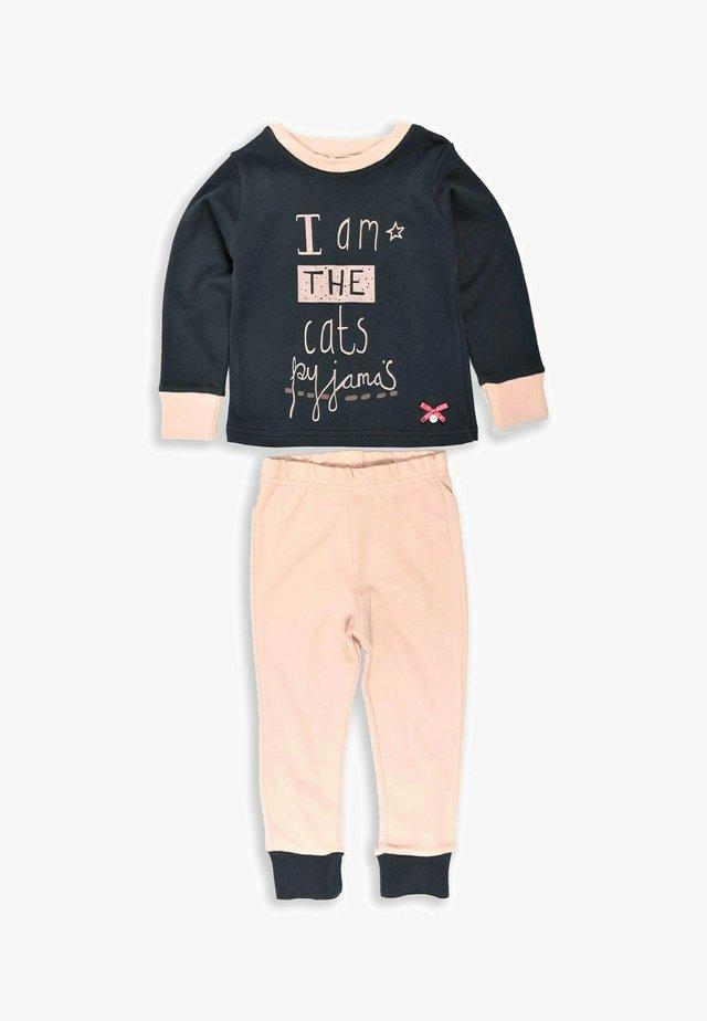 I am the Cat Printed Pijamas (3-8 years) - Pyjama - antrasit