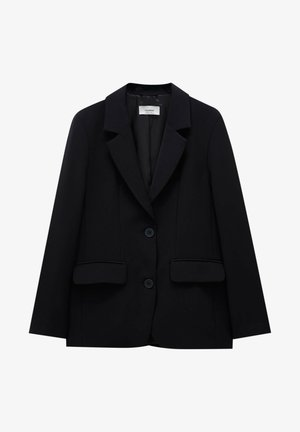 Blazer - mottled black