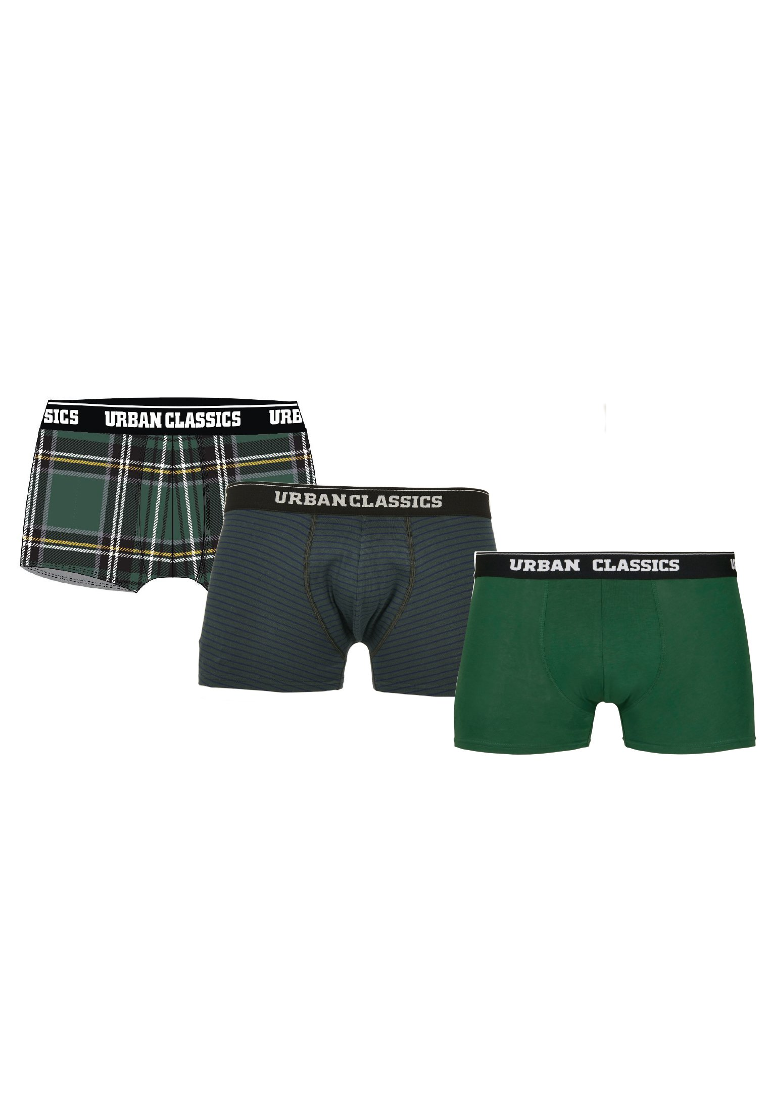 Uomo BOXER SHORTS 3-PACK - Culotte