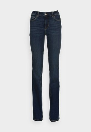 BEAT - Bootcut jeans - blue arboga wash