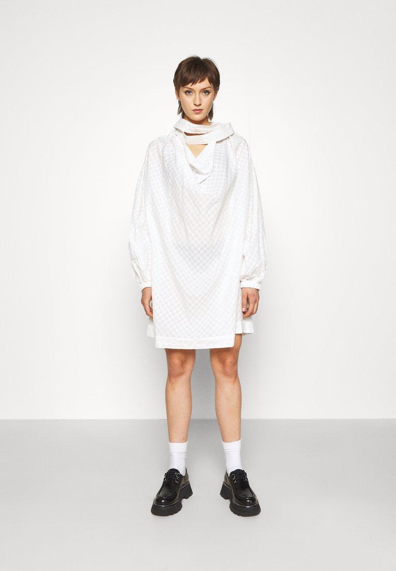 Vivienne Westwood - GARRET DRESS - Day dress - off white