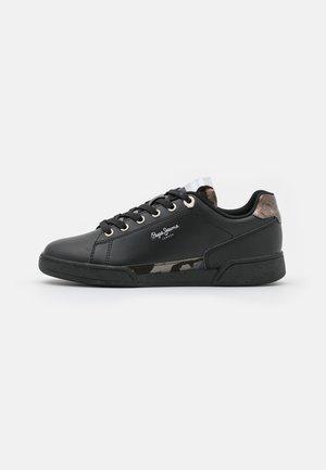 LAMBERT CAMU - Sneakers laag - black