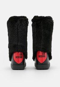 Love Moschino - Winter boots - nero - 3