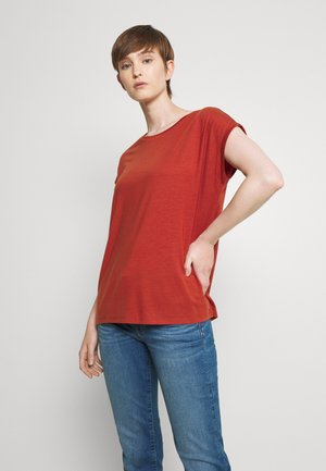 T-shirt basique - chili oil