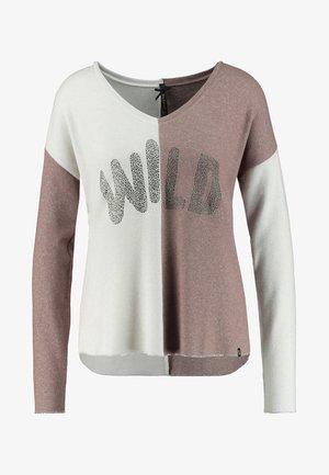 WLS PART - Sweatshirt - taupe