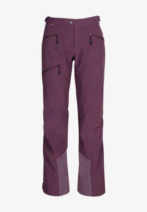 TATRAMAR - Snow pants - blackberry