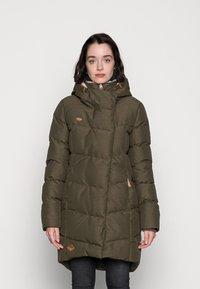 Ragwear - PAVLA - Zimní kabát - olive - 0