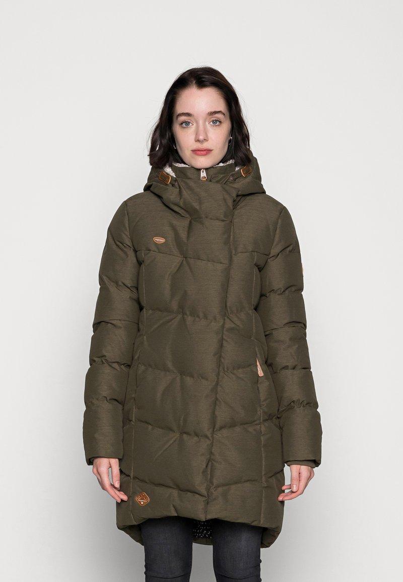 Ragwear - PAVLA - Zimní kabát - olive