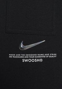 Nike Sportswear - Print T-shirt - black/white - 7