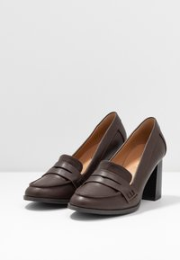 Wallis - CHARDONNAY - Pumps - chocolate - 4