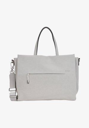ROMY BEVVY - Tote bag - light grey