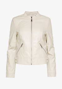 Vero Moda - VMRIAMARTA  - Faux leather jacket - birch - 4