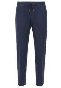 BOSS - BANKS - Tracksuit bottoms - dark blue - 0