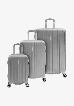 Luggage set - silber/silver