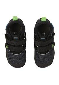 Affenzahn - Touch-strap shoes - schwarz - 1