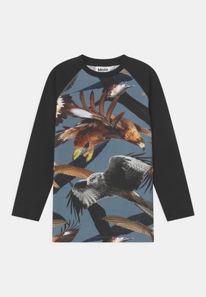REMINGTON - Long sleeved top - black