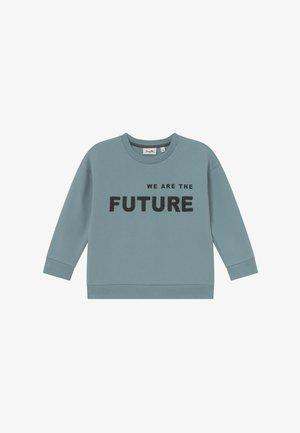 PURE KIDS UNISEX - Sweatshirt - blue ice