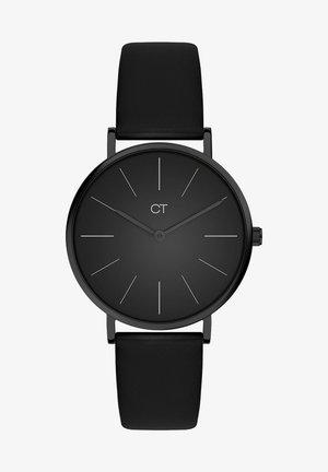 Watch - schwarz/schwarz