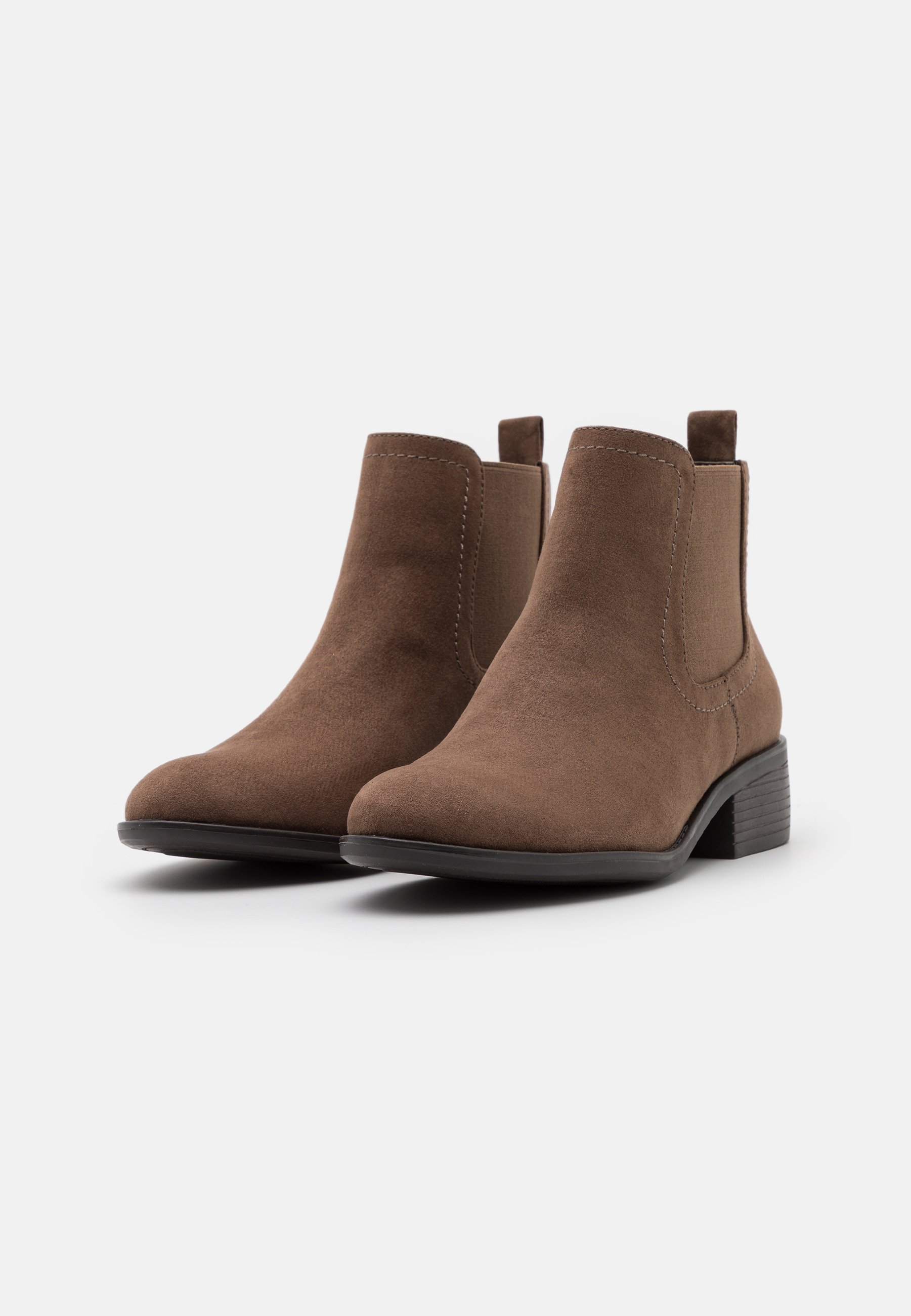 Dorothy Perkins MAPLE CHELSEA Ankle Boot taupe