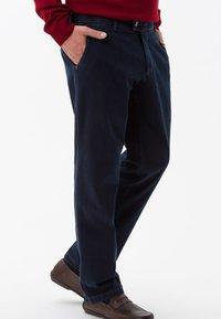 BRAX - STYLE JIM - Straight leg jeans - blue - 2