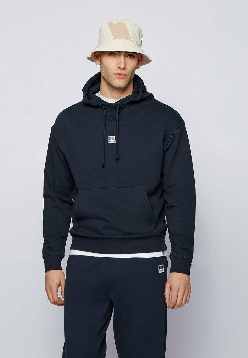 BOSS - SAFA - Sweatshirt - dark blue