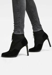 G-Star - LHANA SKINNY - Jeans Skinny Fit - vintage basalt - 2