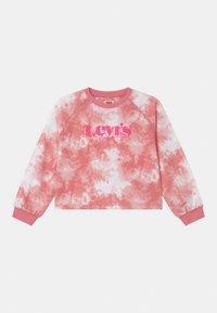 Levi's® - HIGH RISE FULL SLEEVE CREW - Sweatshirt - peony - 0