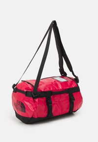 The North Face - BASE CAMP DUFFEL - XS - Sports bag - red/black - 3