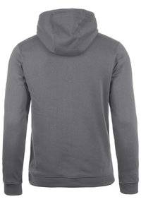 Nike Performance - CLUB19 HERREN - Zip-up hoodie - charcoal heather / anthracite white - 1