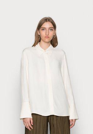 BLAIR - Button-down blouse - pearl