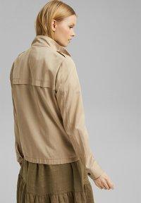 edc by Esprit - Light jacket - beige - 2