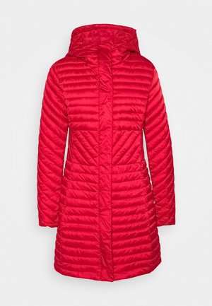 HEAVY - Down coat - red
