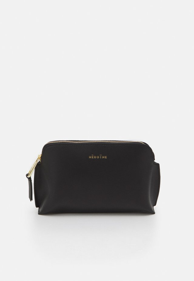 ANNE - Wash bag - black