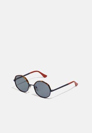 UNISEX - Sunglasses - havana/blue