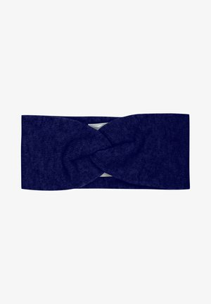 Ear warmers - new navy
