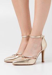 Anna Field - High heels - gold - 0
