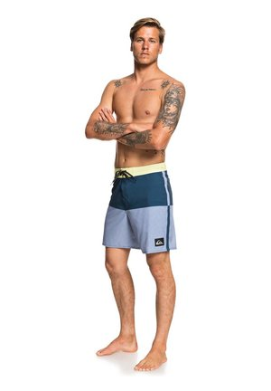 HIGHLINE FIVE - Swimming shorts - majolica blue