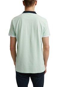 Esprit - FASHION - Polo shirt - pastel green - 2