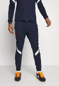 Nike Performance - FRANKREICH FFF DRY SUIT SET - Equipación de selecciones - blackened blue/university red - 3