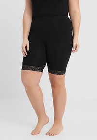 JUNAROSE - by VERO MODA - JRNEW LENNON CYCLE  - Shorts - black - 0