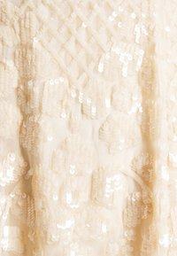 Needle & Thread - AURELIA LONG SLEEVE BALLERINA DRESS - Abito da sera - champagne - 6