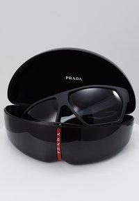 Prada Linea Rossa - Sunglasses - black rubber - 2