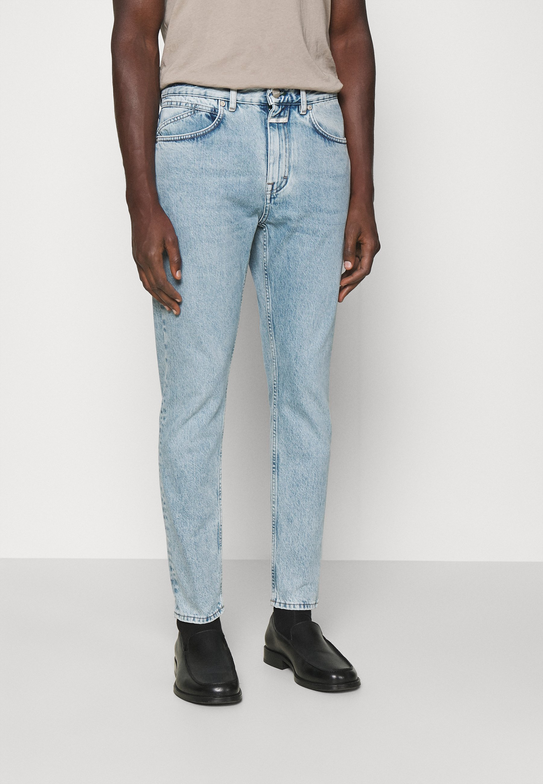 Uomo COOPER TAPERED - Jeans Tapered Fit